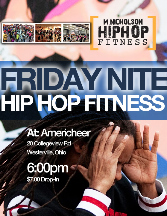 Hip Hop Friday Nite Class in Westerville