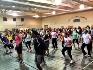 M. Nicholson 2 Hour Hip Hop Fitness 9/24/2012 benefiting Leukemia and Lymphoma Society