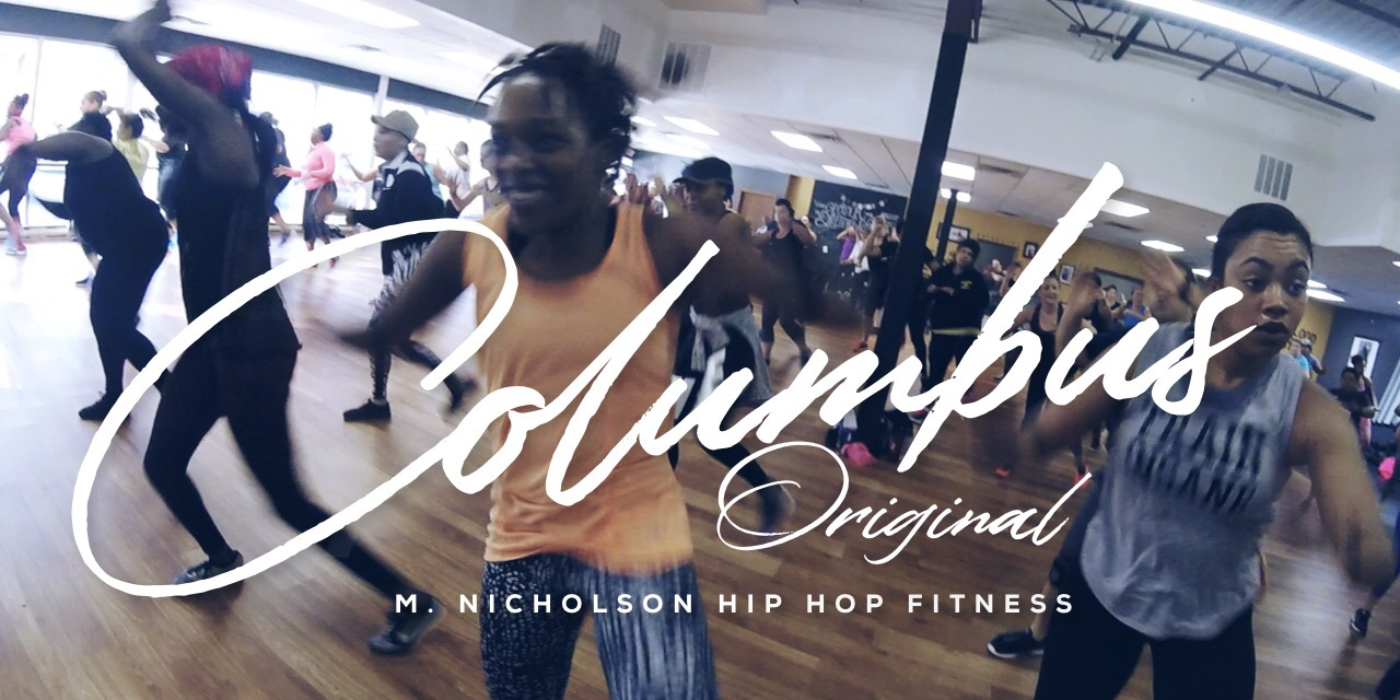 Original Hip Hop Fitness Mike Nicholson