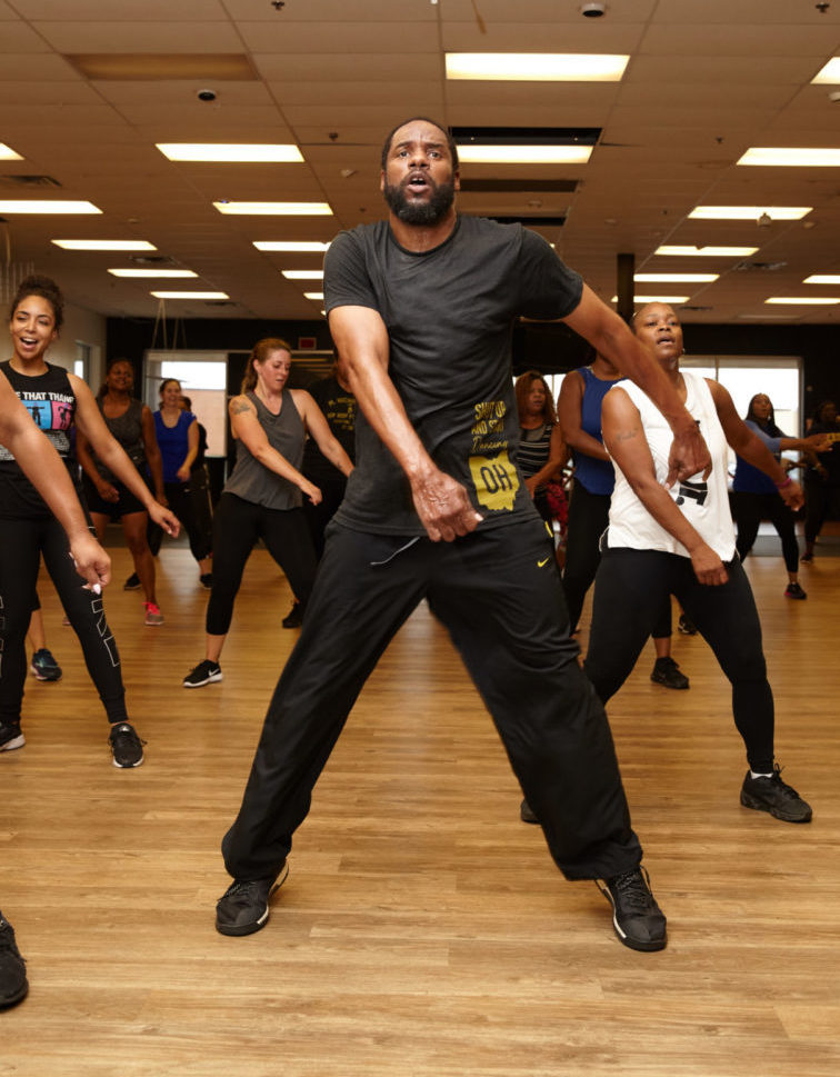 Hip Hop Fashion: M. Nicholson Hip Hop Fitness