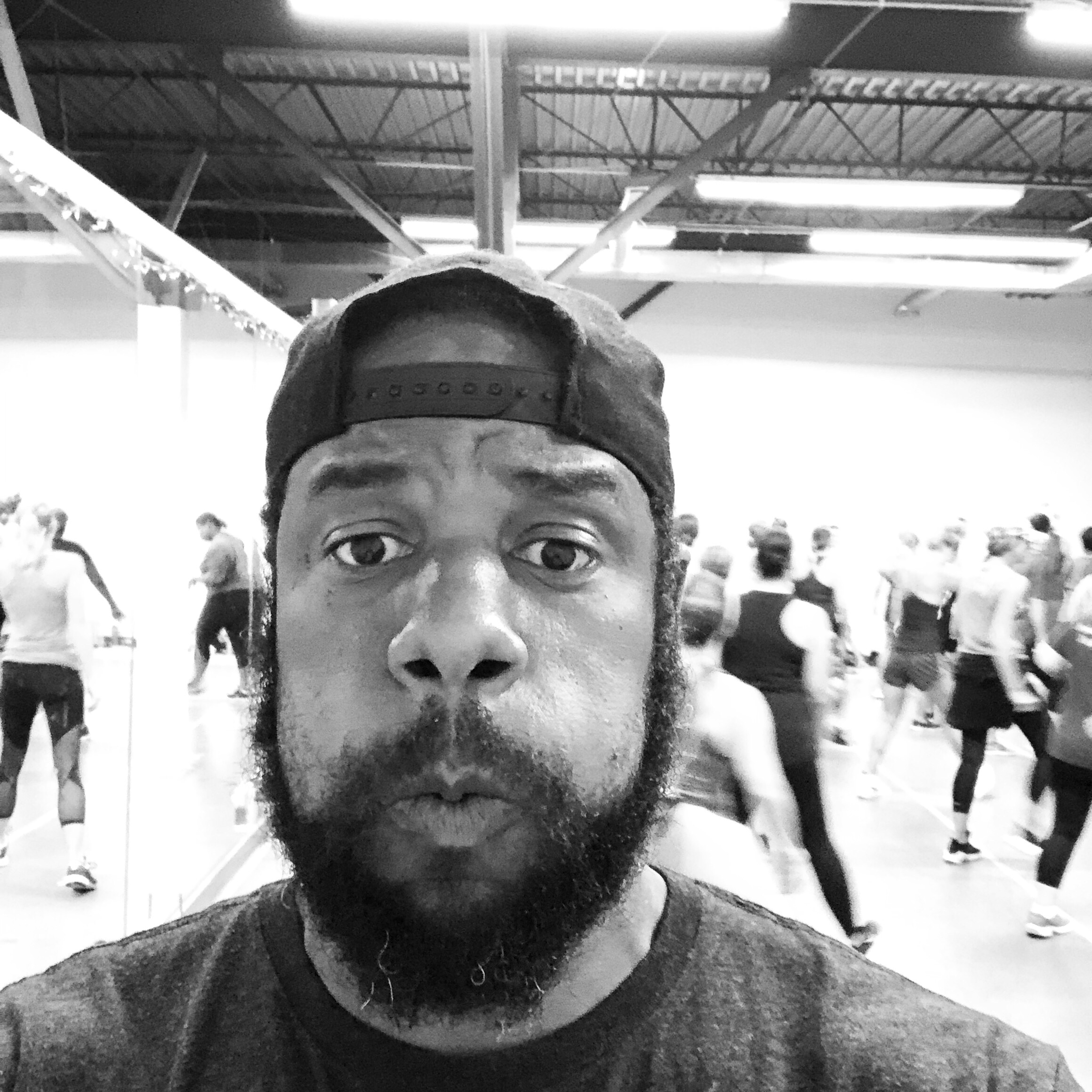 Mike Nicholson of the number one Hip Hop Fitness program M. Nicholson Hip Hop Fitness
